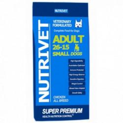 Croquettes NUTRIVET Adulte Small