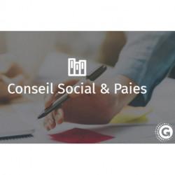 Conseil social et paies
