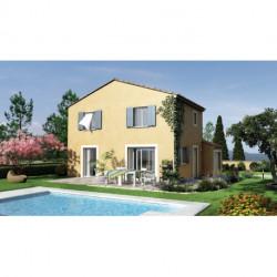 Projet de construction Saint Paul Trois Chateaux maison de 85 m² sur terrain de 275 m²