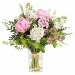 Maman Je t'aime - Bouquet de fleurs