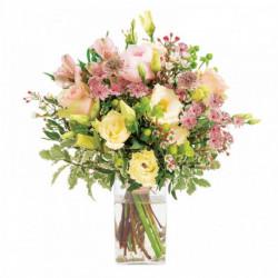 Bouquet Rond - Chanson Douce