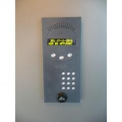 Système sécurité Intratone