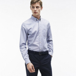 Chemise Lacoste manches longues