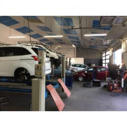 Services en garage: réparation, carrosserie et dépannage