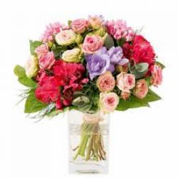 Bouquet Soie