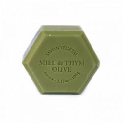 Savon de Miel de Thym et huile d'olive