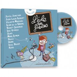 Livre CD - L'école des Fables