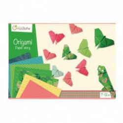 Avenue Mandarine Boite créative Origami