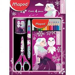 "MAPED coffret ""princesse"""