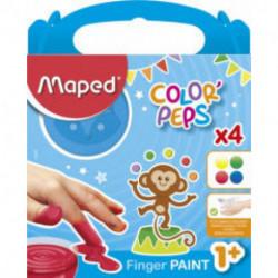 MAPED peinture au doigt 1er âge
