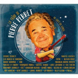 CD La Tribu de Pierre Perret