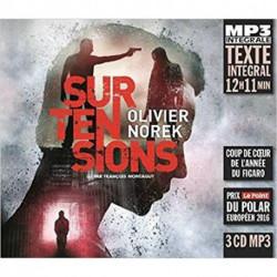 CD livre - Surtensions - Olivier Norek