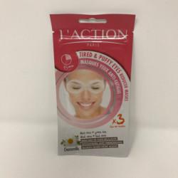 Masque Yeux anti fatigue L'ACTION