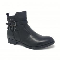 Bottine black Nero Giardini