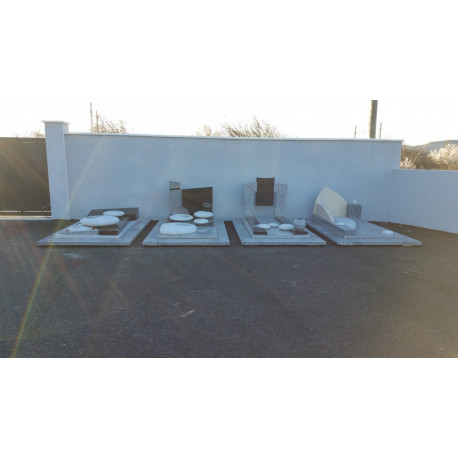 Monuments funéraires contemporains Acanterra