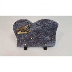 Plaque granit 19X25