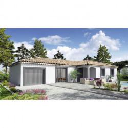 Projet de construction Pierrelatte maison de 90 m² sur terrain de 620 m²