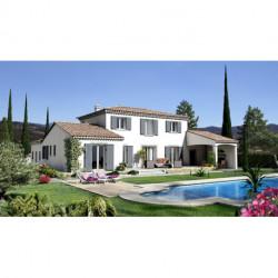 Projet de construction Pierrelatte maison de 136 m² sur terrain de 1000 m²