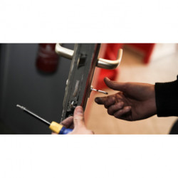 Installation de serrure, verrou et dépannage serrurerie