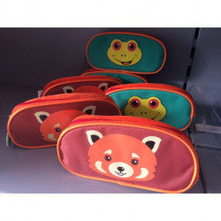 Trousse ovale Baby animal - Viquel