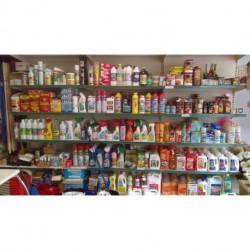 Produits droguerie, nettoyage, entretien...