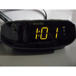 Radio Réveil Electrique