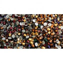 Collecte de Dosettes Café -Nespresso / Tassimo